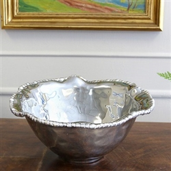 Organic Pearl Nova Flirty Bowl (Medium) by Beatriz Ball
