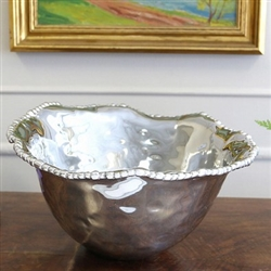 Organic Pearl Nova Flirty Bowl (Large) by Beatriz Ball