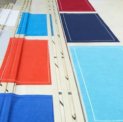 Croisiere Beach Towel by Yves Delorme