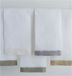 Filo Tip Towels (Set of 2) by SFERRA
