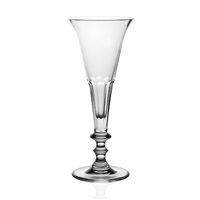 "Beatrice Champagne Flute (8"") by William Yeoward Crystal"