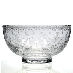 "Abigail Wedding Bowl (9.75"") by William Yeoward Crystal"