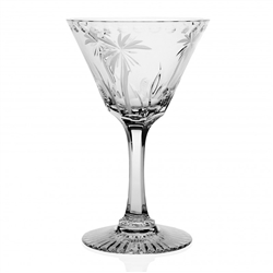 "Alexis Martini Glass (6.75"") by William Yeoward Crystal"