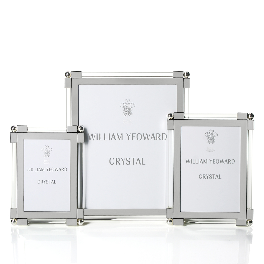 William yeoward crystal classic clear glass frames classic clear glass frames by william yeoward jeuxipadfo Gallery