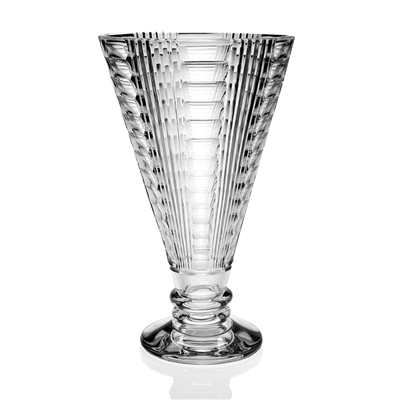 "Adele Vase (16"")  by William Yeoward Crystal"