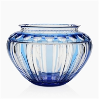Azzura Centrepiece Bowl - Limited Edition by William Yeoward Crystal