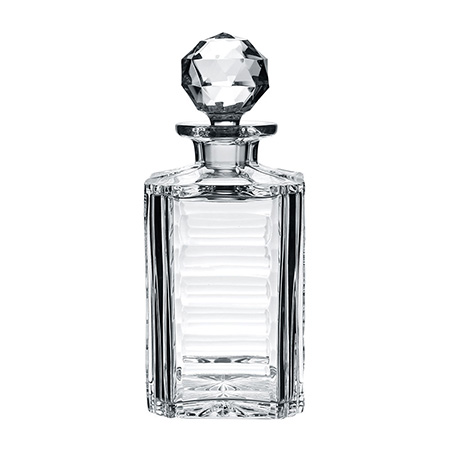 Adele Square Decanter by William Yeoward Crystal