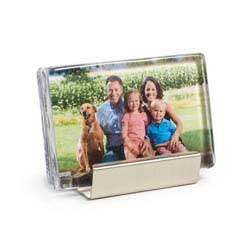 Weston 4 x 6 Photo Frame in Gift Box by Simon Pearce