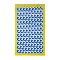 Nautic Beach Towel by Yves Delorme