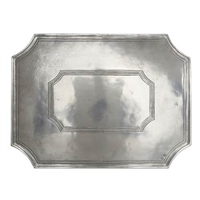 Octagonal Placemat by Match Pewter