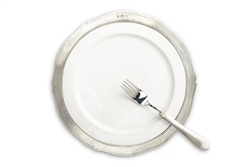 Viviana Dinner Plate by Match Pewter