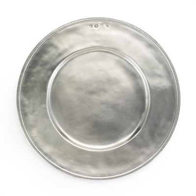 Match Pewter Luisa Pewter Charger 13 2 Quot