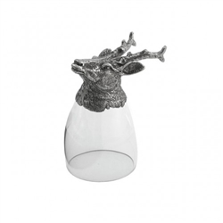Animale Stag Liqueur Glass by Arte Italica