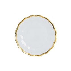 Corail Or Bread and Butter Plate by Medard de Noblat