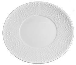 Sania Dinner Plate by Medard de Noblat