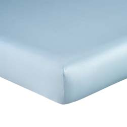 Au Loin Horizon Fitted Sheet by Yves Delorme