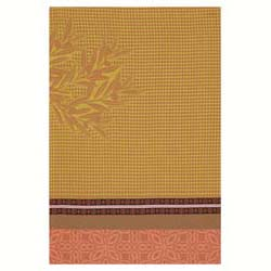 "Alpilles Hand Towels (Pair) 21"" x 15"" by Le Jacquard Francais"