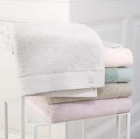 Astree Luxury Towels by Yves Delorme