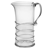 Amalia Large Pitcher (1.75 Qt) by Juliska
