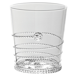 Amalia Double Old Fashioned Glass (14 oz) by Juliska