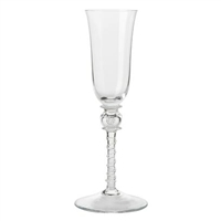 Amalia Clear Tulip Champagne Flute (5 oz) by Juliska