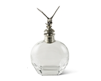 Flying Duck Pewter Top Decanter by Vagabond House