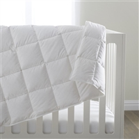 Siesta Crib Blanket by Scandia Home