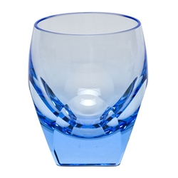 Aquamarine Shot Glass by Moser