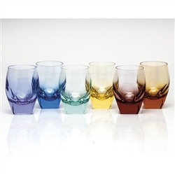 Bar D.O.F. Set of 6 by Moser