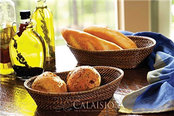 Calaisio - Bread Basket with Tubes