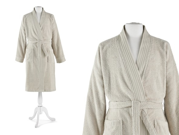 468a697d84 Bamboo Luxury Robe by Peacock Alley