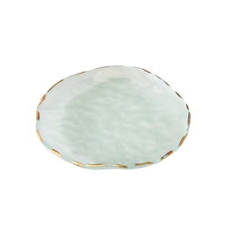 "Shells Salad Plate 9"" by Annieglass"