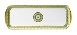 Arcades Rectangular Cake Platter by Philippe Deshoulieres