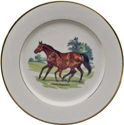 Bluegrass Dinner Plate by Julie Wear