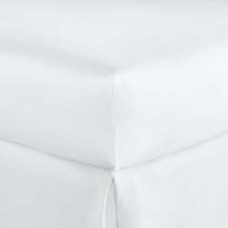 Boutique Percale Fitted Sheet by Peacock Alley