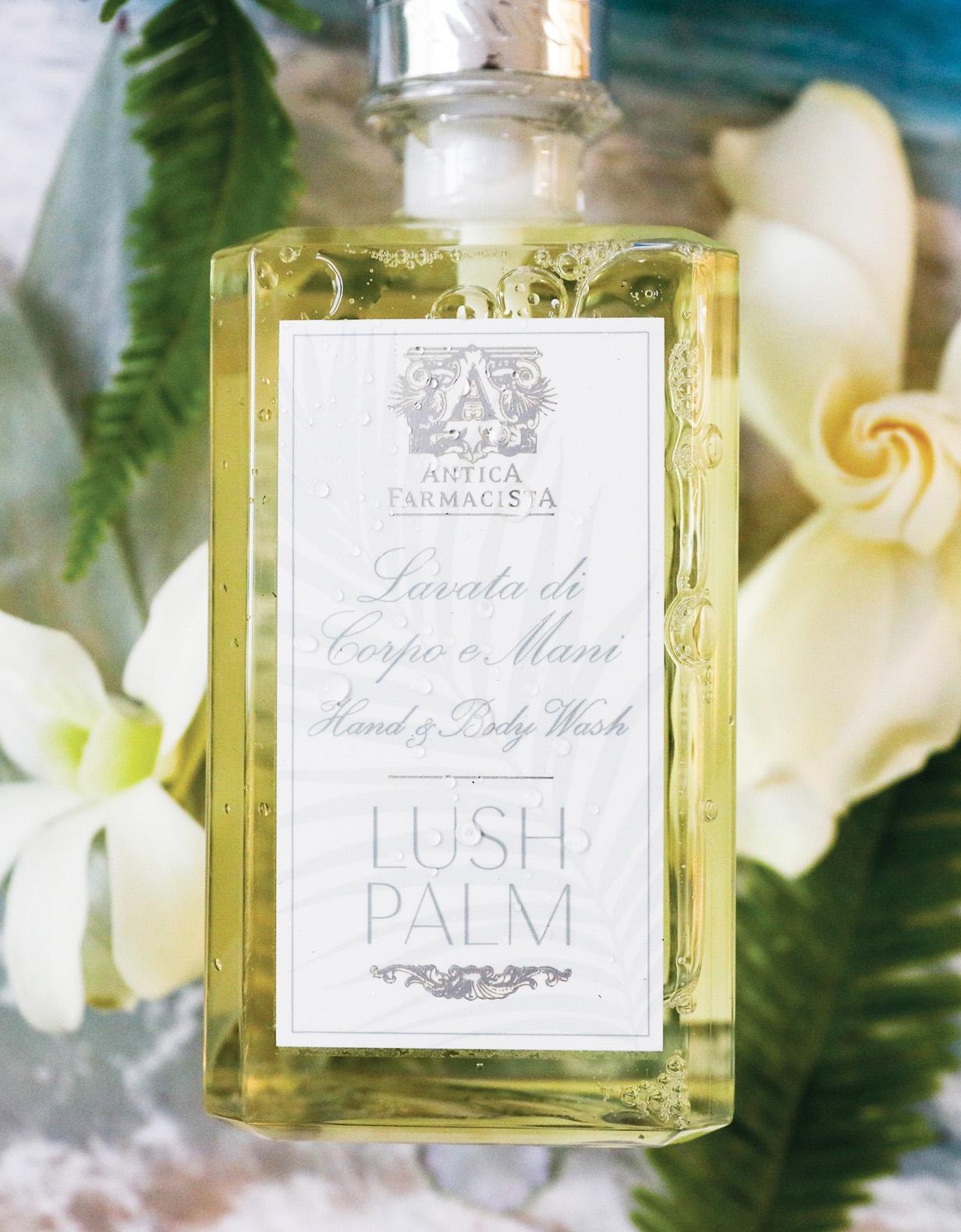 Antica Farmacista - Lush Palm Bubble Bath