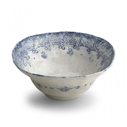 Burano Small Serving Bowl by Arte Italica