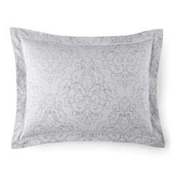 Bella Damask Duvet Cover and Sham by Peacock Alley