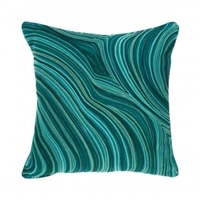 Yves Delorme - Iosis Beryl Decorative Pillow