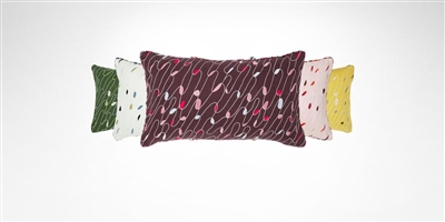 Yves Delorme - Iosis Boreale Decorative Pillow
