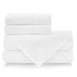 Boutique Sheet Set White by Peacock Alley