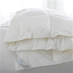Bergen Down Free Comforter by Scandia Home