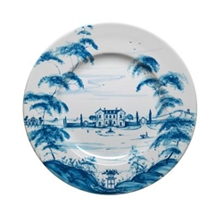 Country Estate Delft Blue Dinner Plate by Juliska