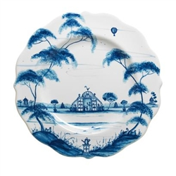 Country Estate Delft Blue Dessert Plate by Juliska