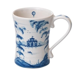 Country Estate Delft Blue Mug by Juliska