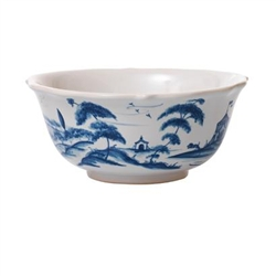 Country Estate Delft Blue Cereal Bowl by Juliska