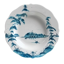 Country Estate Delft Blue Pasta/Soup Bowl by Juliska
