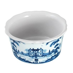 Country Estate Delft Blue Ramekin by Juliska