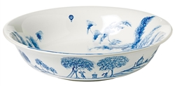 "Country Estate Delft Blue 10"" Serving Bowl Harvest by Juliska"