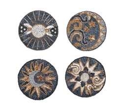 Celestial Coaster (Set of 4) by Kim Seybert